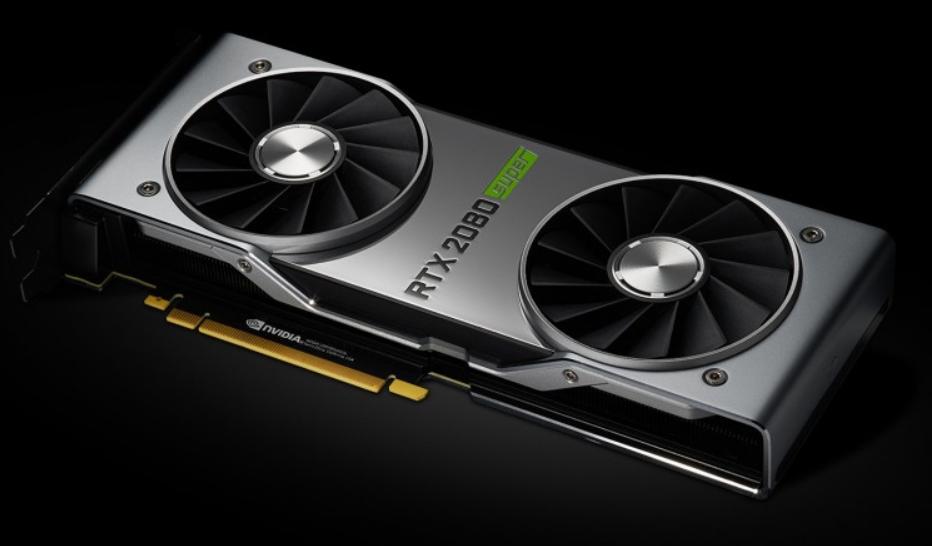Geforce RTX 2080 Супер