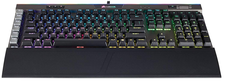 Сorsair Gaming Keyboard K95 RGB PLATINUM Rapidfire