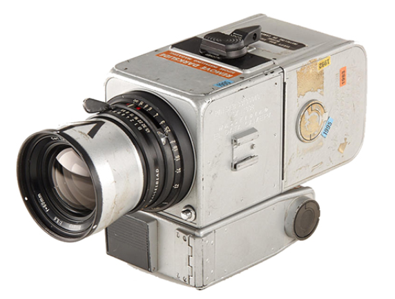 Hasselblad 500 Apollo 15