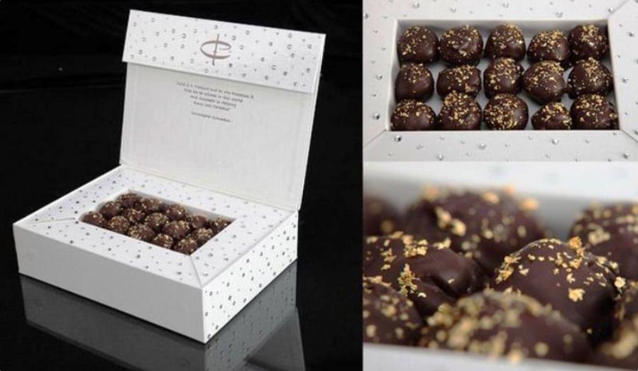 Подарочный шоколадный набор Amedei