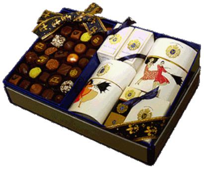 Набор шоколада «Великий Луи XVI»