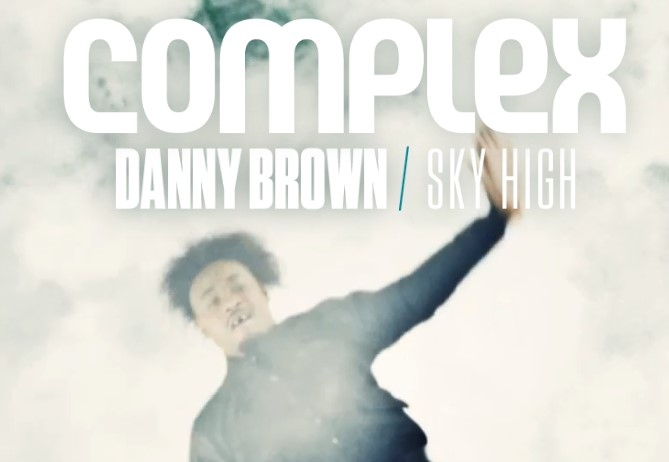 Danny Brown/sky high