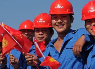 Рабочий класс в Китае