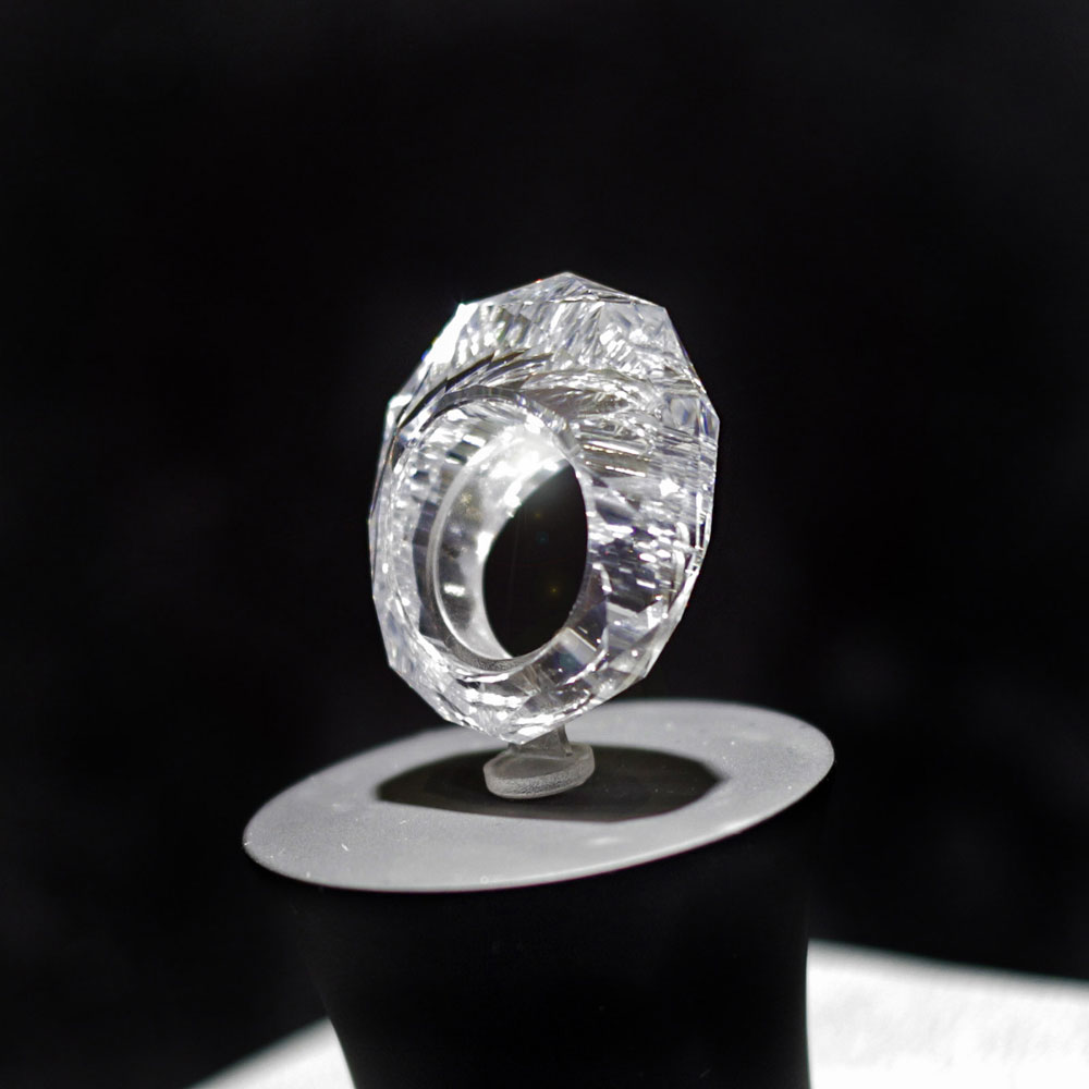 The World's First Diamond Ring