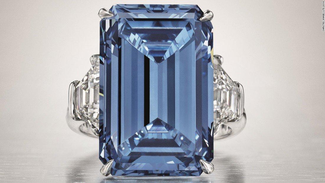 Oppenheimer Blue