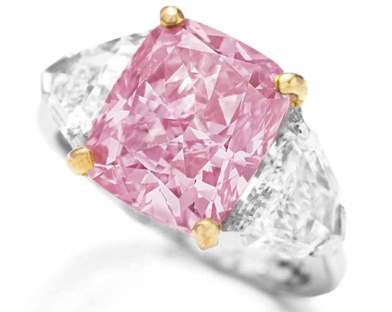 Graff Vivid Pink Ring