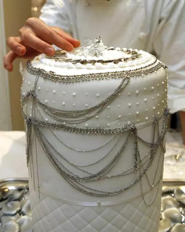 Торт с платиной