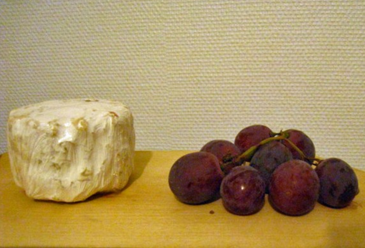 Сыр из лосиного молока