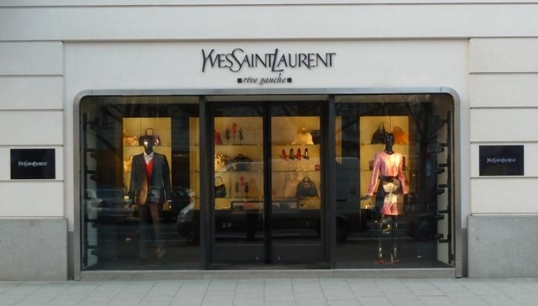 Бутик Yves Saint Laurent