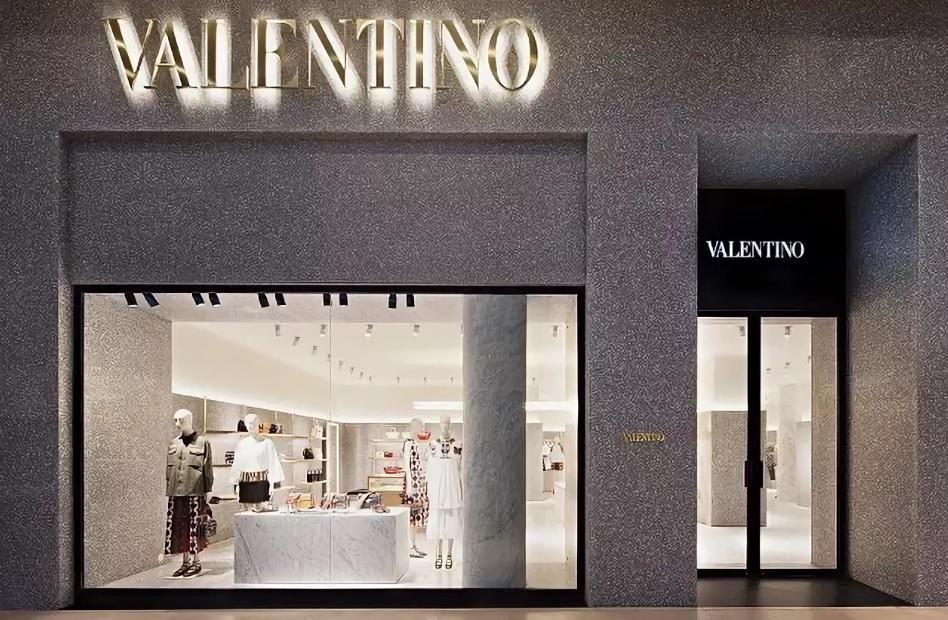 Фирменный бутик Valentino
